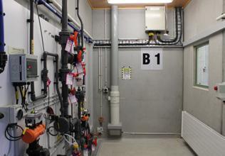Ardmore Chlorine Dosing Facility