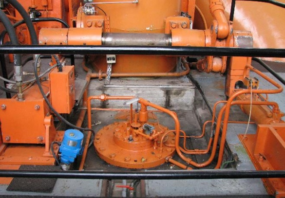 Tuai Power Station Relief Valve Refurbishments