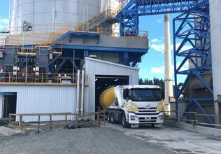 Golden Bay Cement Silo 9