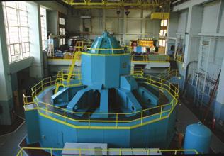 Eildon Power Station Upgrade