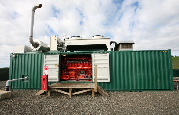 Landfill Gas To Electricity