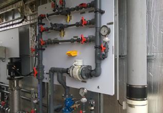 Mobile Chlorine Dosing Unit