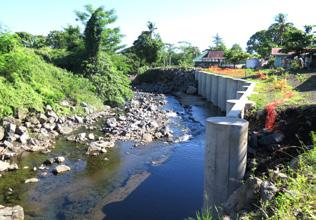 Samoa Hydro Power Station Refurbishments