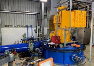 Samoa Hydro Power Stations