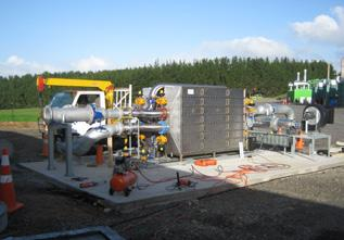 Siloxane Removal System